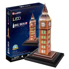 cubicfun Big Ben - 3D ფაზლი