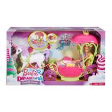 MATTEL Barbie სამეფო ეტლი
