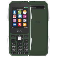 Inoi 244 Z GREEN მობილური ტელეფონი