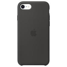 Apple Silicone Case for iPhone SE2/7/8 Black ქეისი