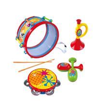 Playgo დრამი და მუსიკალური ინსტუმენტები