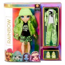 MGA Rainbow High Fashion Doll - Jade Hunter თოჯინა