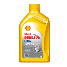 SHELL ძრავის ზეთი Helix HX6 10W/40 1 ლ