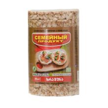 Семейный Продукт წიწიბურის ხრაშუნა პური 80 გრ