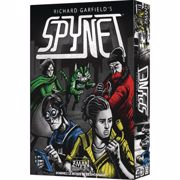z-man games Spynet სამაგიდო თამაში