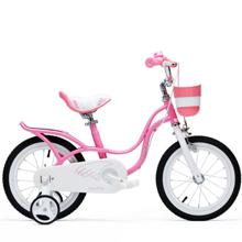 "Royalbaby Little Swan Girl's Bike Pink ველოსიპედი 12"""