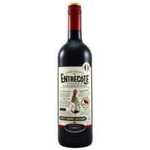Entrecote ღვინო წითელი მერლო კაბერნე სირა 14.5% 750მლ