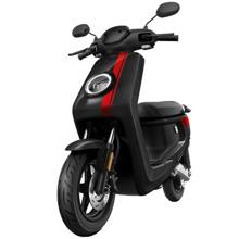 NIU MQi+ Sport Extended Range Black ელექტრო სკუტერი