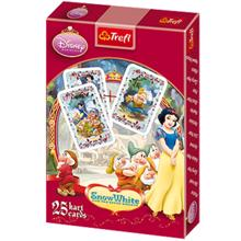 TREFL Snow White Disney სამაგიდო ტამაში კარტი