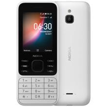 Nokia 6300 4G White მობილური ტელეფონი