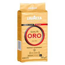 Lavazza დაფქული ყავა ORO 250 გრ