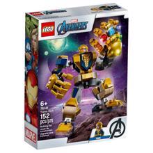 lego SUPER HEROES მექანიკური თანოსი