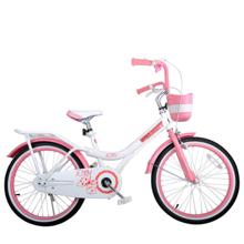 "Royalbaby Jenny Princess White ველოსიპედი 20"""