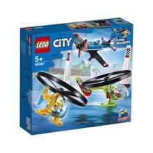 LEGO CITY-საჰაერო რეისი