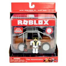 Jazwares Roblox Large Vehicle The Abominator W3 - სათამაშო ფიგურები