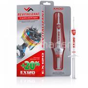 XADO რევიტალიზანტი ბენზინის ძრავებისთვის XADO EX120 8 მლ (XA 10035)