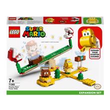 LEGO LEAF-პირანიების ბრძოლა