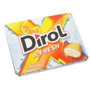 Dirol საღეჭი რეზინი Dirol X-Fresh მანდარინით