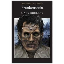 ბიბლუსი Frankenstein - მერი შელი