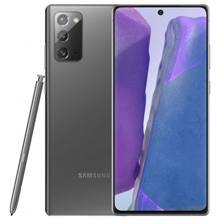 Samsung Galaxy Note 20 8/256GB LTE Gray მობილური ტელეფონი