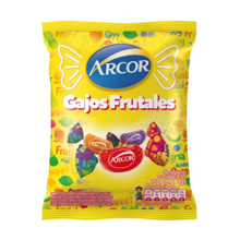 Arcor ხილის კარამელი 150 გრ