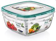 Irak Plastik კონტეინერი პროდუქტებისთვის Irak Plastik Fresh box LC-120 4 ლ