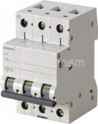 Siemens ავტომატური ამომრთველი Siemens 5SL6340-7 3P C40