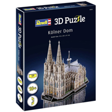 Revell 3D ფაზლი - Cologne Cathedral