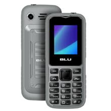 Blu Tank Mini T650 Dual Sim Grey მობილური ტელეფონი