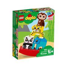 LEGO DUPLO-პირველი საცირკო ცხოველები