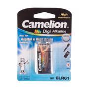 Camelion  ელემენტი Camelion 6LR61-BP1DG Digi Alkaline 6LR61 9V 1 ც