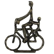 Ambience ორნამენტი მეტალის ველოსიპეტზე