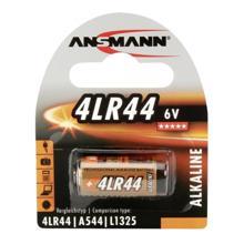 ANSMANN ელემენტი Alkaline-6V-4LR44