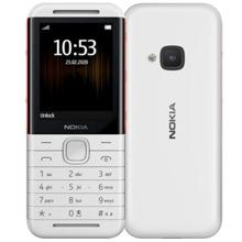 Nokia 5310 White/ Red მობილური ტელეფონი
