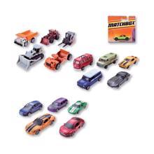 MATTEL Matchbox მანქანები