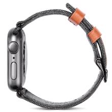 Tvc Leather Strap for Apple Watch Series 6, SE, 5, 4 (40mm)/Series 1,2,3 (38mm) სამაჯური