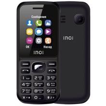 """Inoi 105 1.8"""" 2 SIM Black მობილური ტელეფონი"""