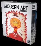 COOL MINI OR NOT Modern Art სამაგიდო თამაში