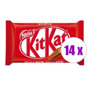 1 შეკვრა შოკოლადის ბატონი KitKat 45გრ 14ც