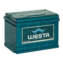 Westa 6CT-74 A აკუმულატორი