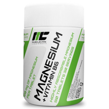muscle care Magnessium ვიტამინი 90 აბი