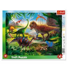 """TREFL """"25 Frame"""" - Dinosaurs ფაზლი"""