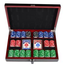 Tortuga Poker Set Bicycle Masters Poker Set - პოკერის ნაკრები