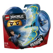 lego Ninjago - ჯეი  დრაკონის მასწავლებელი