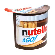 Nutella შოკოლადის კარაქი T1 48 გრ