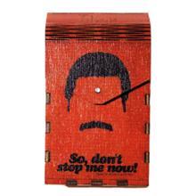 Tibox • ტიბოქს ხის ყუთი Queen | Freddie Mercury