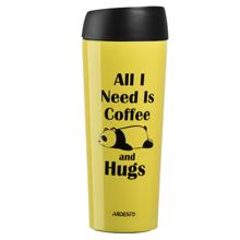 Ardesto Travel mug Coffee time Panda თერმოსი