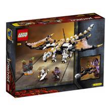 LEGO NINJAGO - დრაკონის ბრძოლა