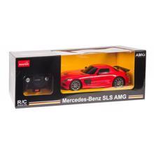 Rastar Mercedes-Benz SLS AMG Black Series 1:18 მანქანა დისტანციური მართვით