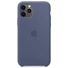 Apple Silicone Case for iPhone 11 Pro Alaskan Blue ქეისი
